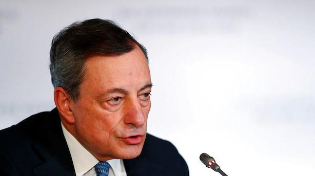 Torsdagens aktier: Draghis ord løftede C25 - GN og WDH satte rekord