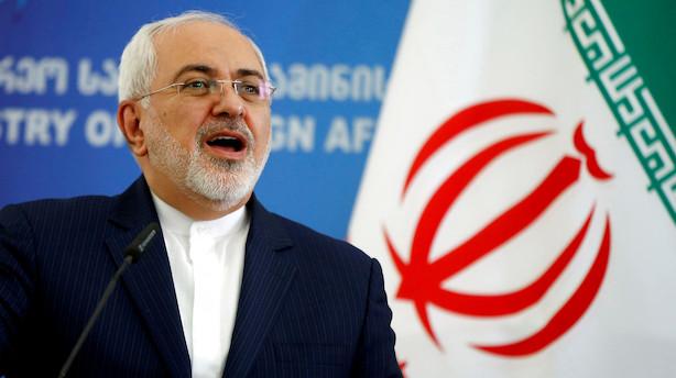 Iran kritiserer EU-trio for manglende indsats for atomaftale