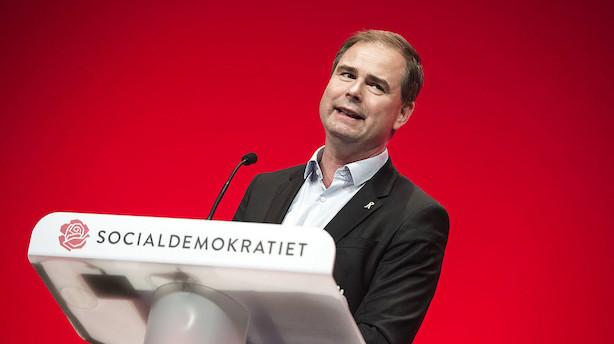 De store partier fredede hinanden efter skandalerne i Skat: Nu erklærer Socialdemokratiet krig