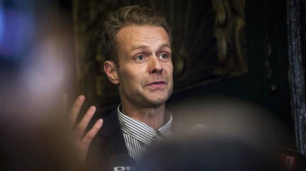Niko Grünfeld om cv-sjusk: Det har skadet Alternativet