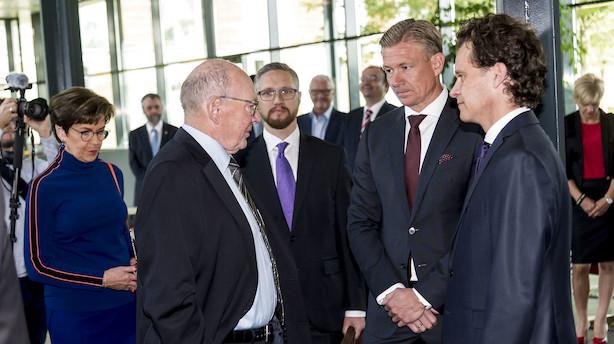 Efter opsigtsvækkende magtkamp: Grundfos får ny formand på toppost onsdag