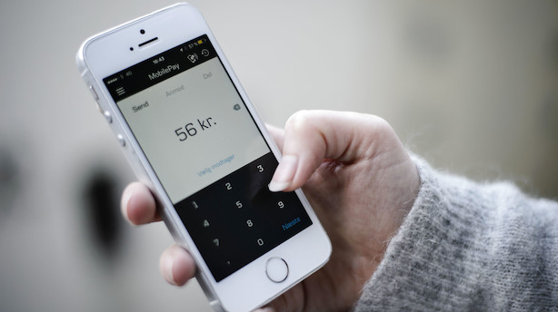 """Mobilepay når 4 mio brugere: """"Det her bliver sidste gang, vi krydser en millionstreg"""""""