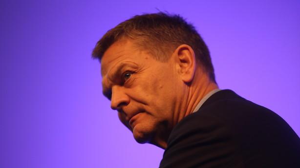 """Ole Andersen erkender: """"Det, der fandt sted i Estland, er ikke acceptabelt"""""""