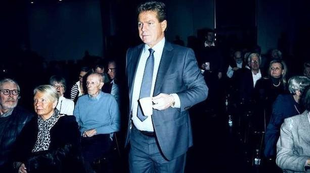 """Peder Tuborgh om sin afgang som Pandora-formand: """"Jeg ville gerne have vidst, hvor hård modvinden var, da vi stod på kapitalmarkedsdagen"""""""