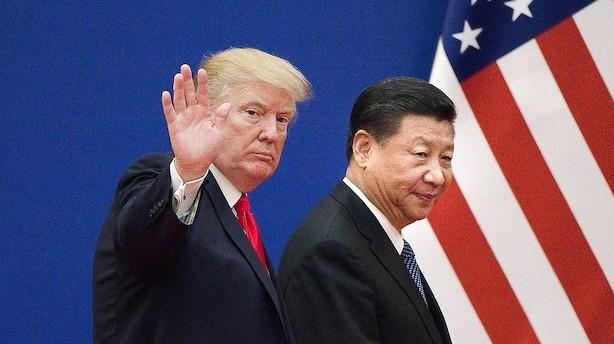 Aktier: Forbedret investorstemning i Asien efter USA/Kina handelsfremskridt