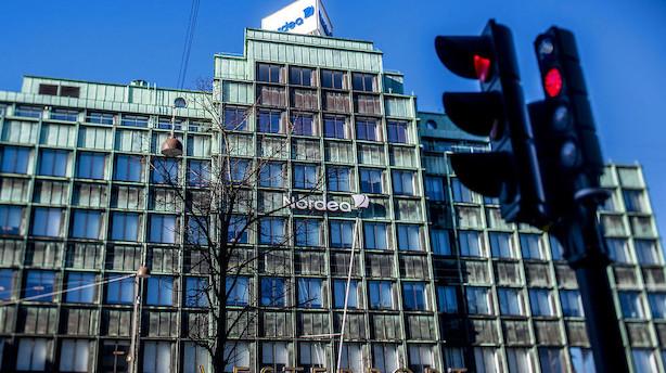 Analytiker efter skuffende halvårsregnskab: Tror Nordea-aktien bliver sendt i rødt territorium