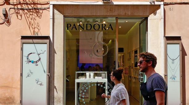 Pandora følger op med nyt koncept til børn og barnlige sjæle: Lancerer Harry Potter-kollektion sammen med Warner Bros.
