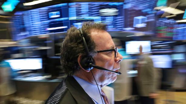Aktietendens i USA: Target står til tæv i handelsstart med banker i fokus