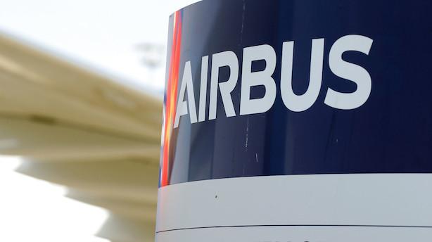 Jubelår hos Airbus skamferet af bøder og problemer