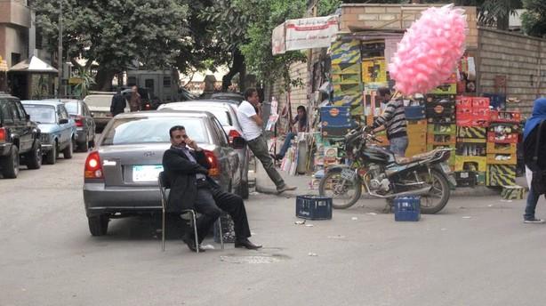 Den sorte økonomi holder Egypten kørende