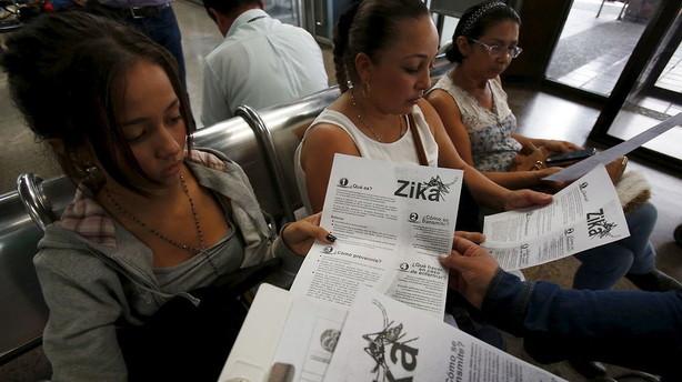 WHO: Den myggebårne zikavirus er en global trussel