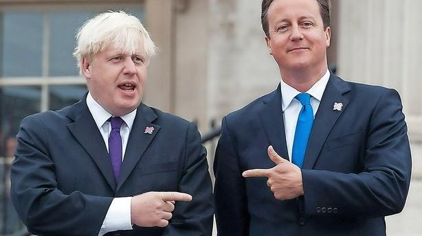 Cameron: Der bliver ingen ny EU-afstemning