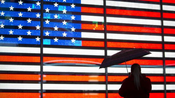 USA: Indkøbschefindeks faldt lidt mindre end ventet