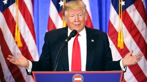 Kæmpebank: Trumps boost til økonomien kommer måske aldrig