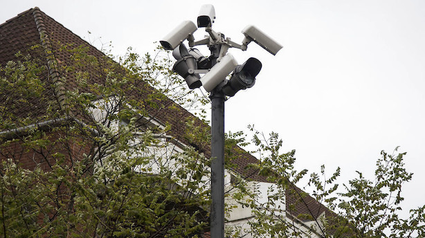 Lovforslag åbner for hemmelig overvågning af danskerne