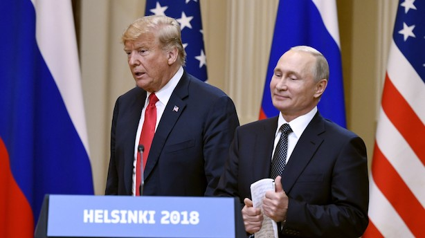 Redaktør: Uhørt at Trump støtter Putins nej til valgindblanding