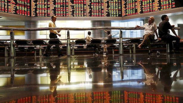 Aktier: Asiatiske markeder overvejende negative efter britisk nej