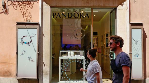 Her er fire hurtige nedslag i Pandoras regnskab: Nye initiativer ser ud til at virke