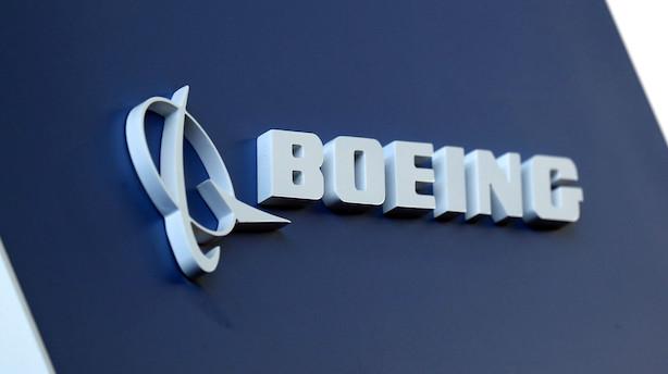 Aktiestatus i USA: Sænket af skuffende erhvervstillid - Boeing i optur