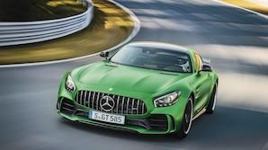 Mercedes klar med grønt monster til 3,2 mio