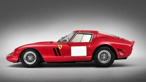 Her er de dyreste biler nogensinde solgt p� auktion