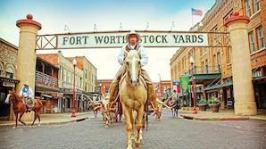 Trumps Texas: Mellem kæmpekvæg og kontante kampfly