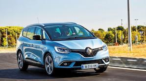 Familierumskibet fra Renault