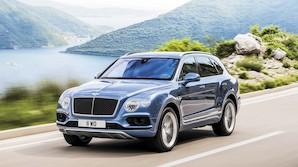 En Bentley med dieselmotor - Kan det passe?