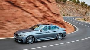 """""""Idiotsikker"""": Her er BMWs nye 5-serie"""