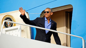 Goodbye, Mr. President: Mandens modeikon nr. 1