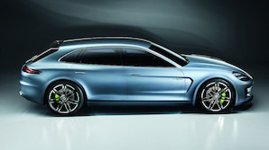 Porsche vil jagte familierne med ny station wagon
