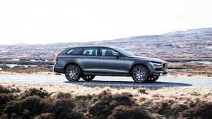 """""""Herreg�rdsvogn"""" fra Volvo markerer salgssucces"""