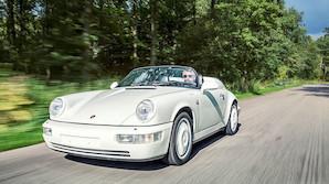 """Porsche som investering: """"Prisen kan kun g� �n vej: Lodret opad"""""""