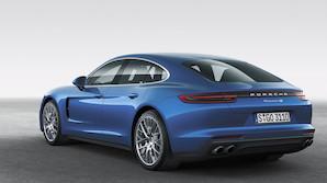 Dansk pris p� elegant Porsche Panamera