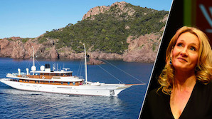 Harry Potters mor vil s�lge Johnny Depps yacht - med k�mpetab