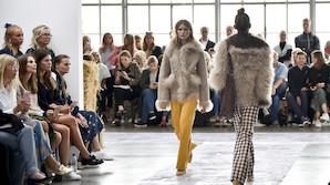 """Modebranchen skifter modeller ud med """"rigtige mennesker"""""""