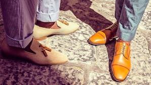 Louboutin-sko til m�nd, der elsker at v�re mand