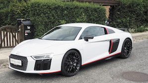 Dansker investerer i unik Audi R8