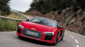 """Åben Audi R8: """"Merprisen er hver en krone værd"""""""