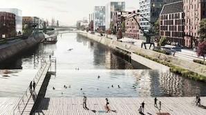 Dansk tegnestue skal forvandle tysk bydel