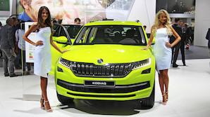 Mercedes, Audi og alle asiaterne: Her er fremtidens nye biler