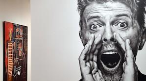 David Bowies kunstsamling til salg for mere end 100 mio. kr.