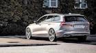Volvo V60 er klar til nye langture