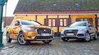 Duel: Fransk udfordrer med uventet succes i Danmark vs. Audi Q5