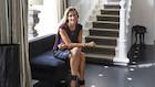 Helt vild Hellerup-villa: Julie Brandt �bner for d�rene