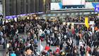 Mindst 220.000 flypassagerer rammes tirsdag af tysk strejke