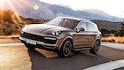 Porsche Cayenne Turbo: Så kører lokomotivet igen