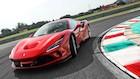 Ferrari hylder V8-motoren med ny sportsvogn