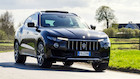 Maserati-brølet er intakt i kæmpe-SUV