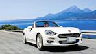 L�der og aluf�lge: Folkelig sportssvogn fra Fiat til 500.000 kr